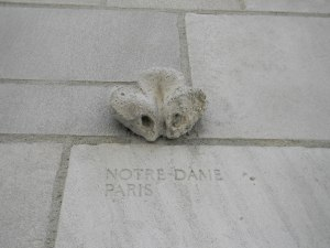 Notre Dame Cathedral Artifact