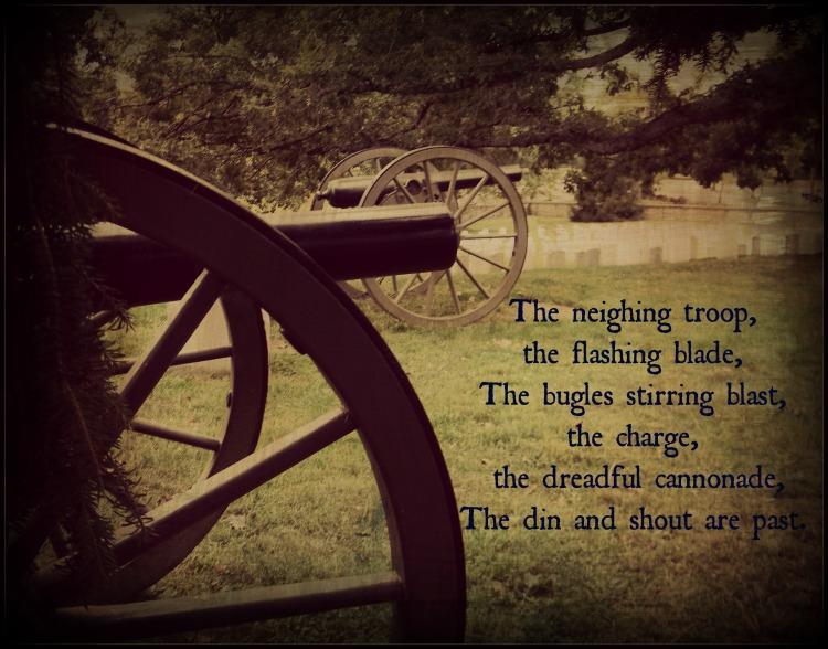 The Gettysburg Cemetary